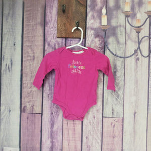 Other - Cminiwear little princess bodysuit 6-9 month O4